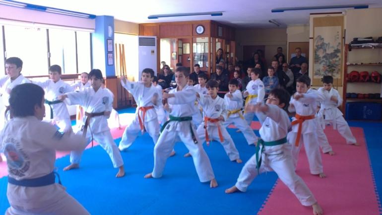 Το Tang Soo Do ως Επένδυση στα Παιδιά μας